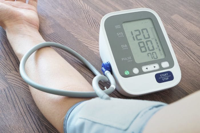 cara membaca hasil tekanan darah