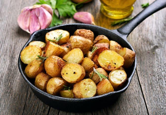 menu sahur resep kentang